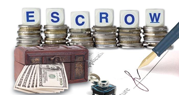 escrow accounts film business